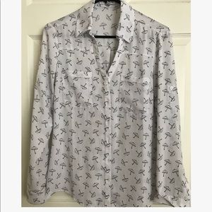 Umbrella blouse